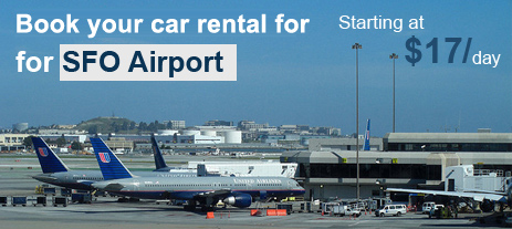 SFO Airport Car Rental